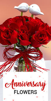 Anniversary Flowers gifts