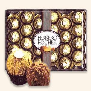 Birthday Chocolates to Philippines