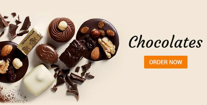 Chocolates to Philippines