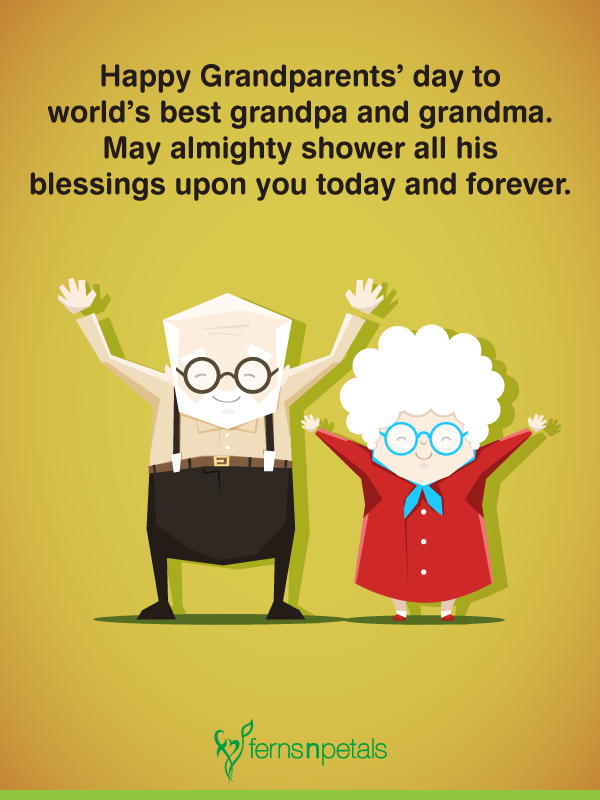 grandparents day wishes images