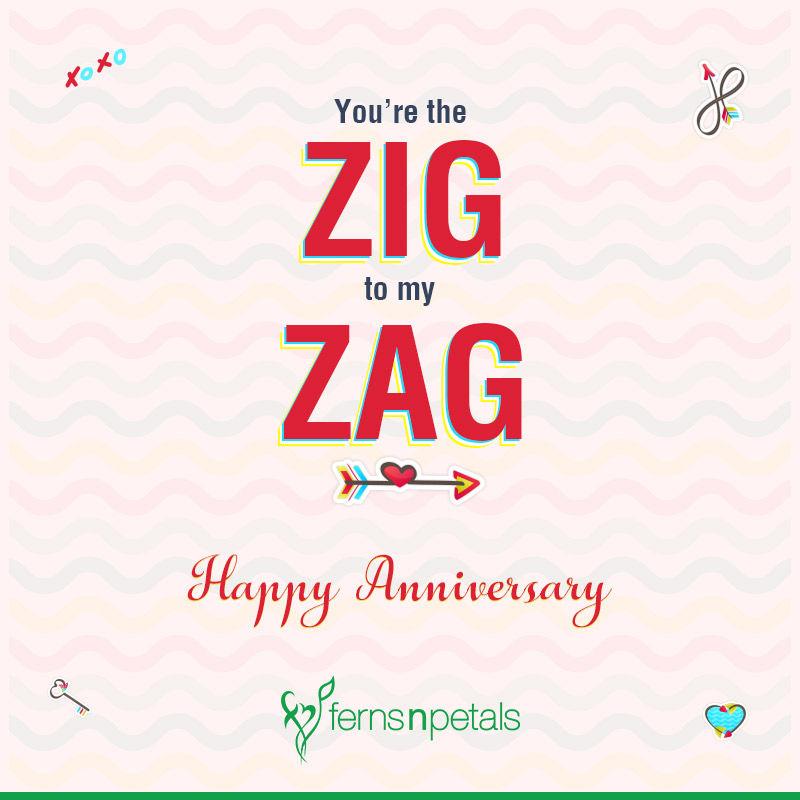 wish of marriage anniversary