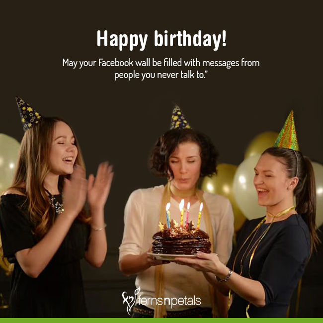 Happy Birthday Quotes For Friend | 30 Best Happy Birthday Wishes Quotes Messages Ferns N Petals