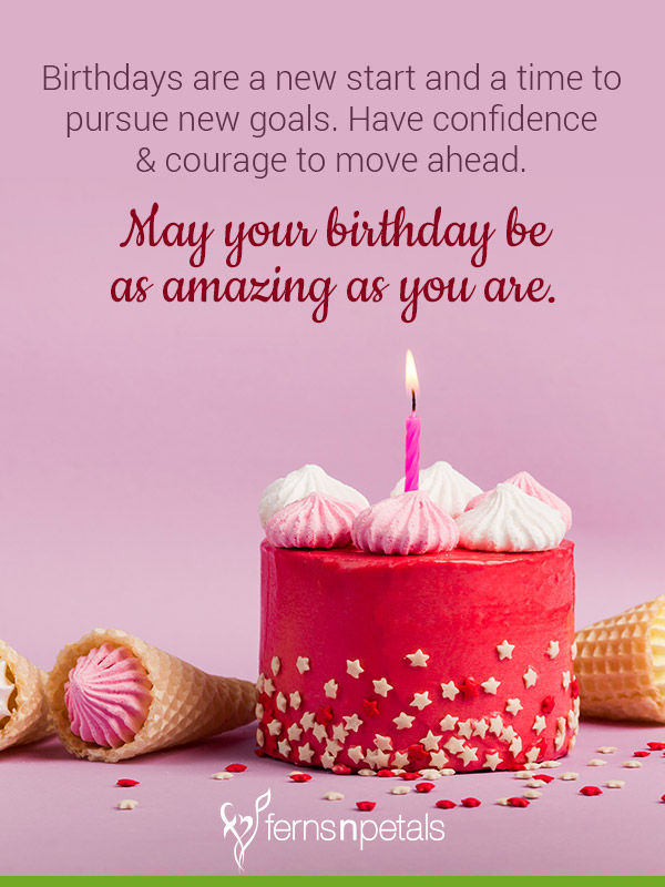 30 Best Happy Birthday Wishes Quotes Amp Messages Ferns