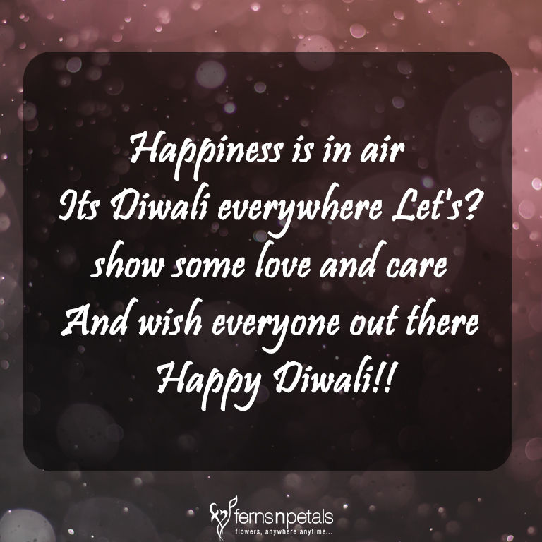 Image of: Can Relate Special Quotes Diwali Ferns Petals 20 Unique Quotes And Messages To Wish Diwali