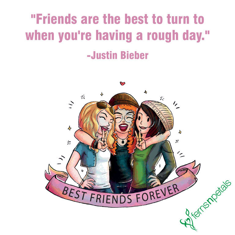 quotes for friend for friendship day