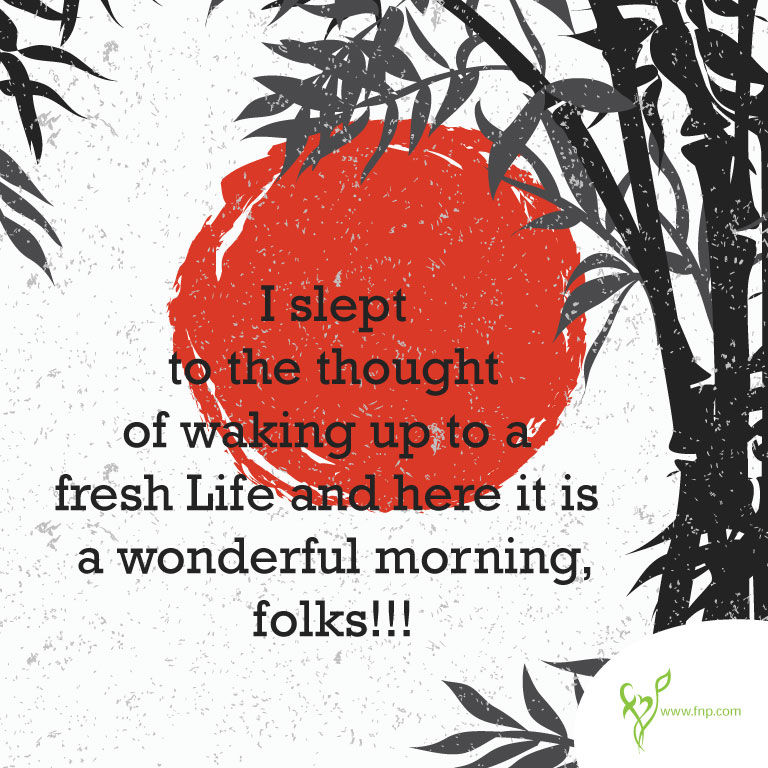 good morning quotes lover