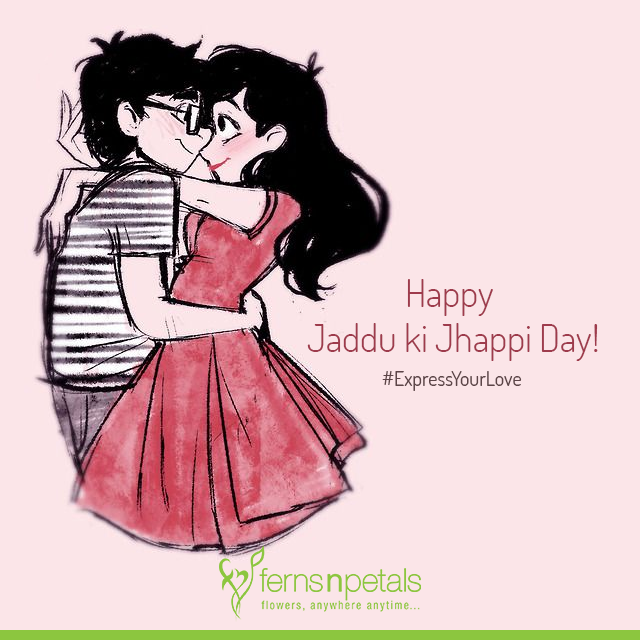 wishes for happy hug day