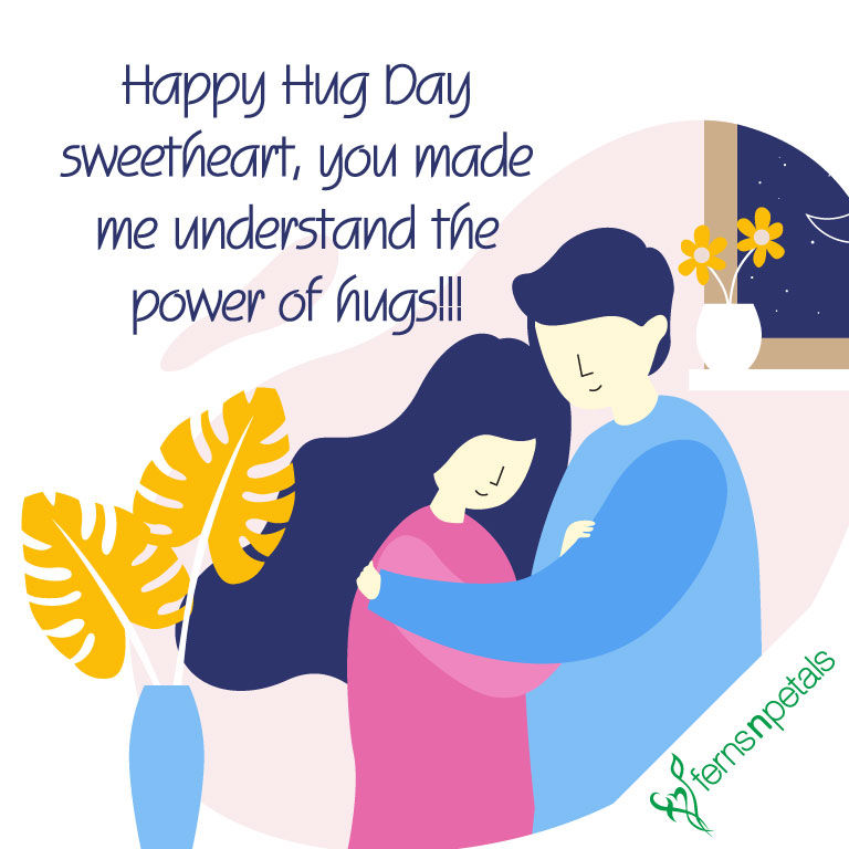 quotes for hug day