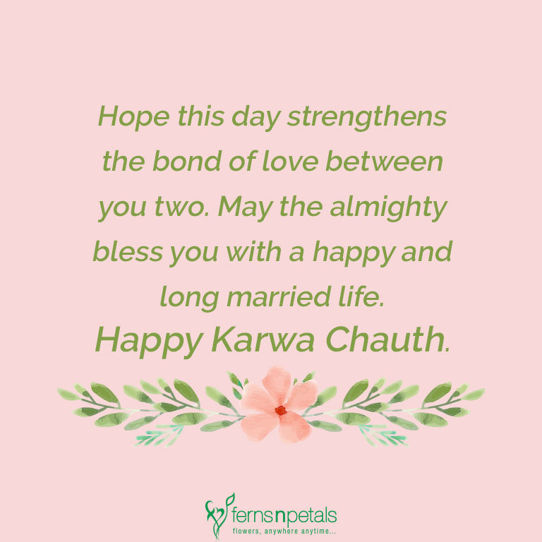 20 Unique Quotes And Messages To Wish Karwa Chauth