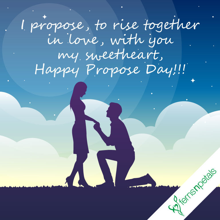 Happy Propose Day Quotes 2020