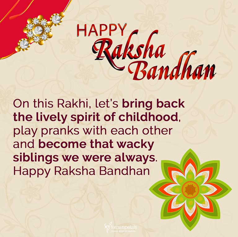 30 unique quotes and messages to wish happy rakhi raksha bandhan wishes m4hsunfo