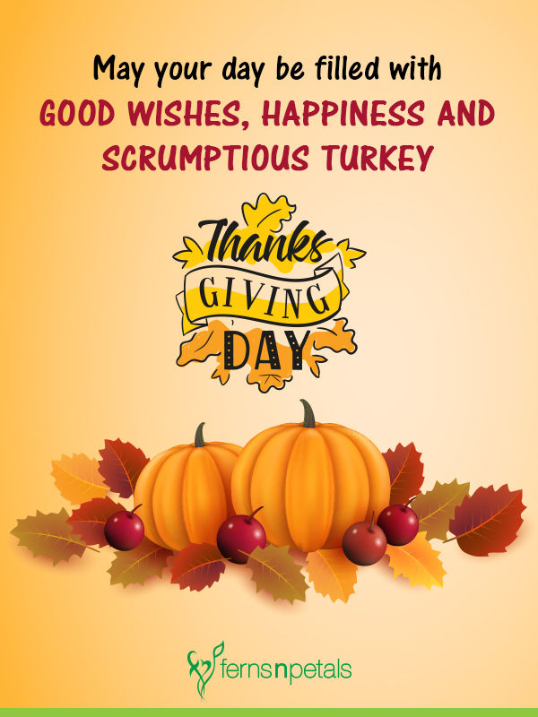 wishes images of thanks giving day