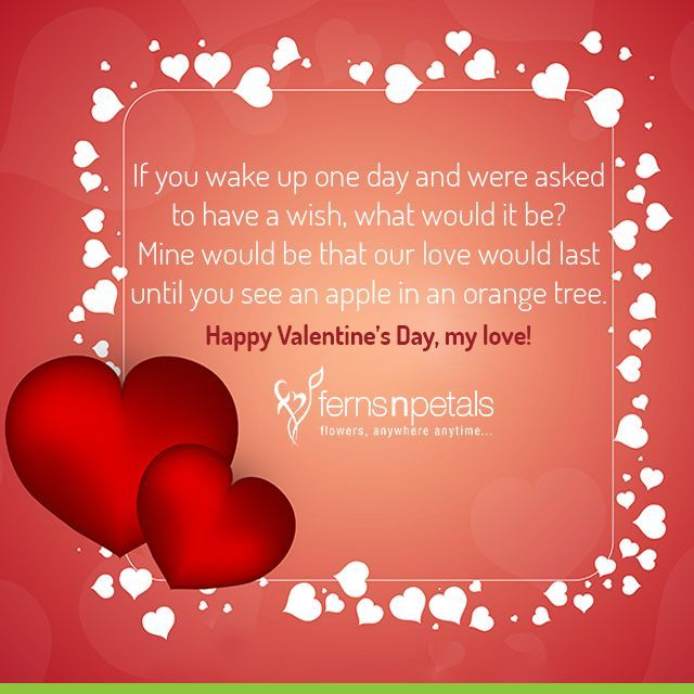 Valentine's Day Quotes n Messages Perfect for Your Lover
