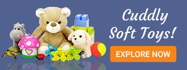 Send Soft Toys to USA Online