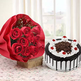 Cakes n flowers to USA