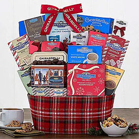 Gifts Basket to USA