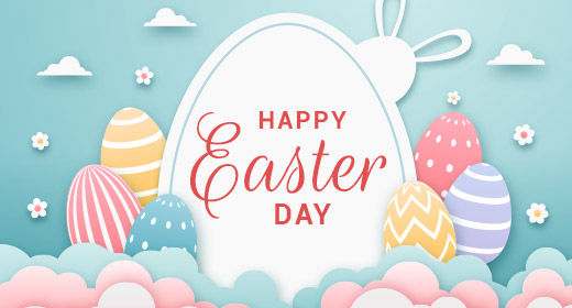 Happy Easter Day to Canada