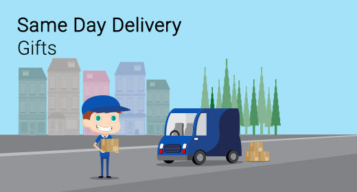 Same Day Gift Delivery in UK