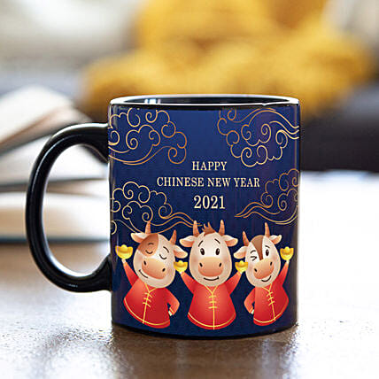 2021 Year of the Happy Ox:Send Chinese New Year Gifts to Australia