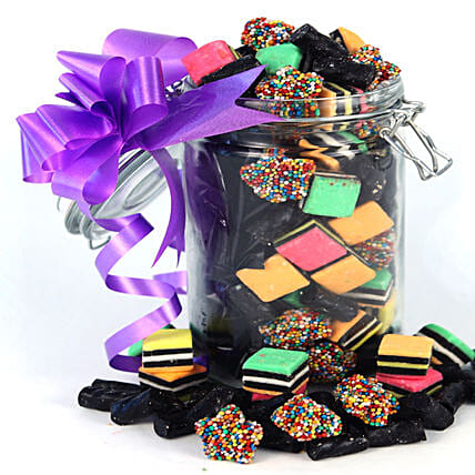 All Sorts of Liquorice:Gift Hampers to Australia