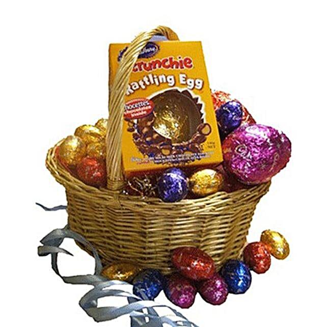 Choco Delight Premium Easter Hamper:Easter Gifts to Australia
