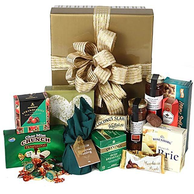Christmas Mistletoe Hamper:Send Corporate Gifts to Australia