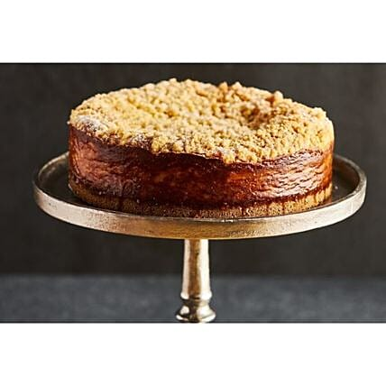 Delicious Baked Ricotta Cheese Cake:Cheesecake Delivery in Australia