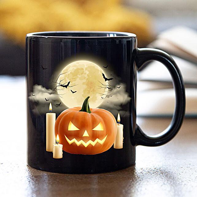 Evil Pumpkin Mug