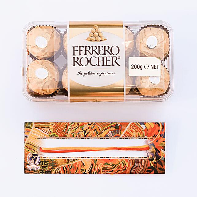 Ferrero Bhai Dooj Celebration:Bhai Dooj Gift Delivery in Australia