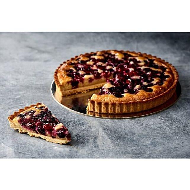 Festive Baked Berry Tart