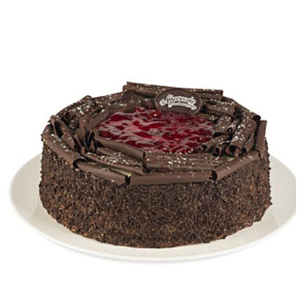 Fresh Black Forest Cake:Chocolate Cakes to Australia