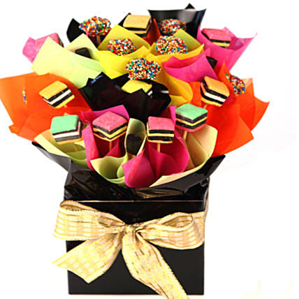 Liquorice Bouquet:Father's Day Presents to Australia