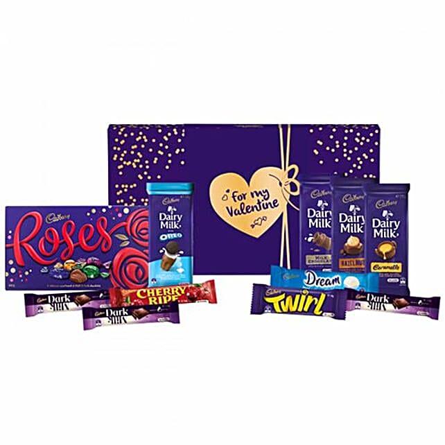 Love For Chocolates Cadbury Hamper