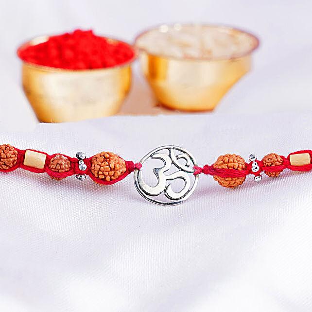 Om Designer Rakhi