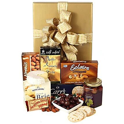 Prancers Christmas Goodies:Corporate hampers to Australia