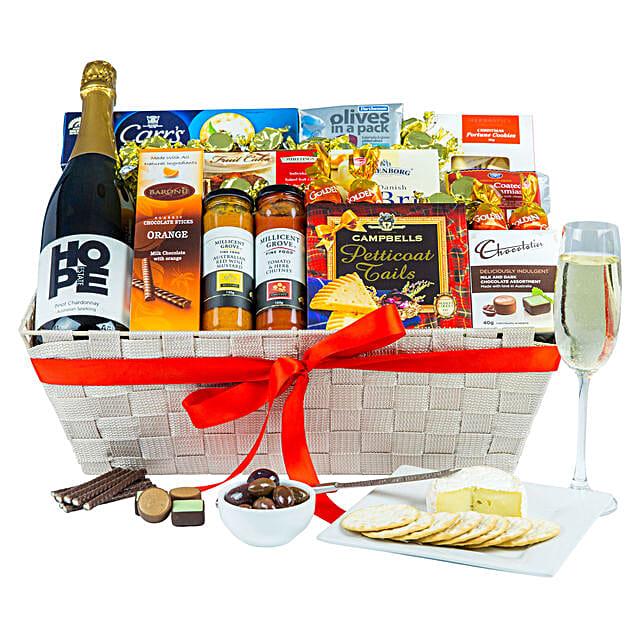 Royal Christmas Basket