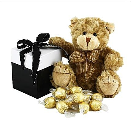 TEDD N CHOC:Anniversary Gift Delivery in Australia