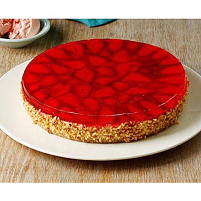 Fresh Strawberry Cake:Cake Delivery in Australia
