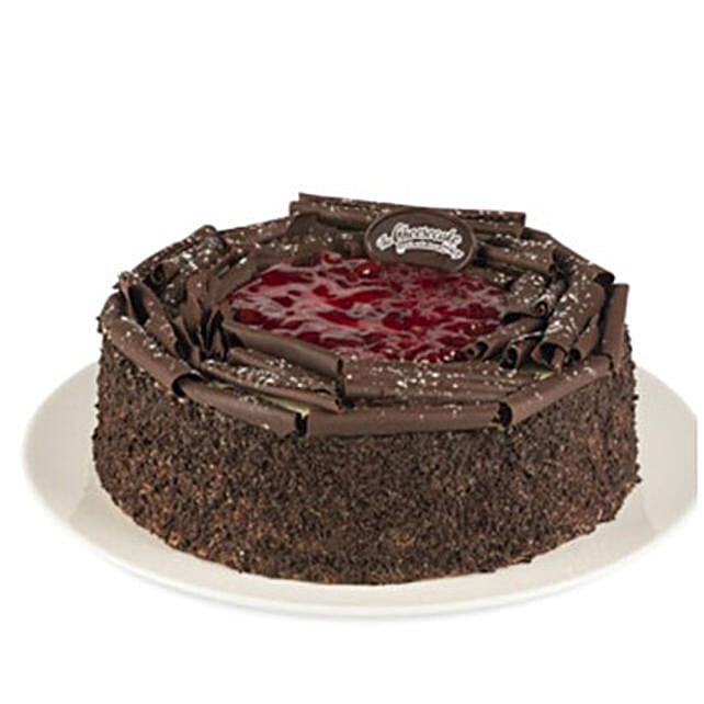 Fresh Black Forest Cake