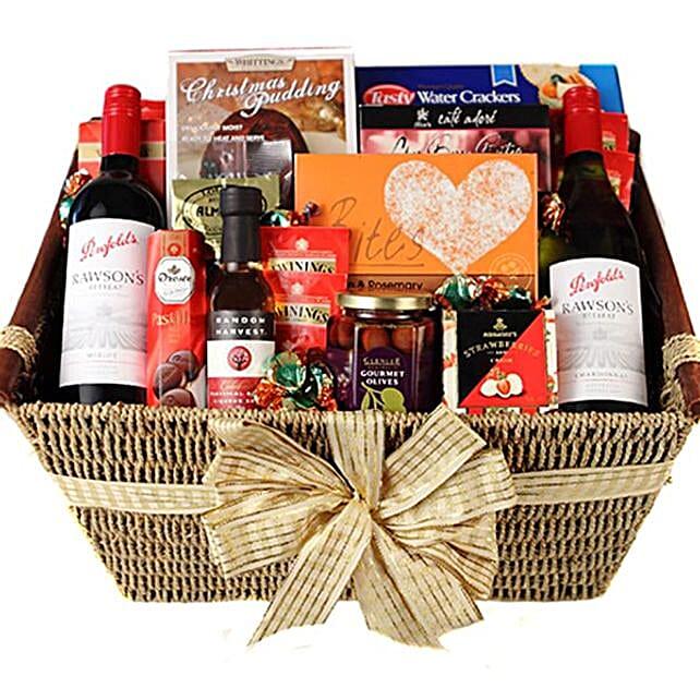 Festive Essentials Christmas Hamper