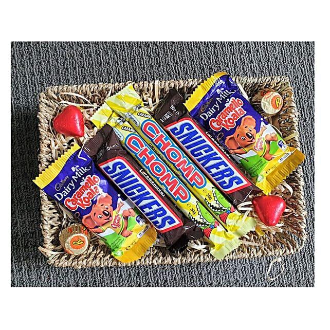 Assorted Sweet Treats Hamper