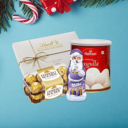 Warmest Christmas Wishes Hamper