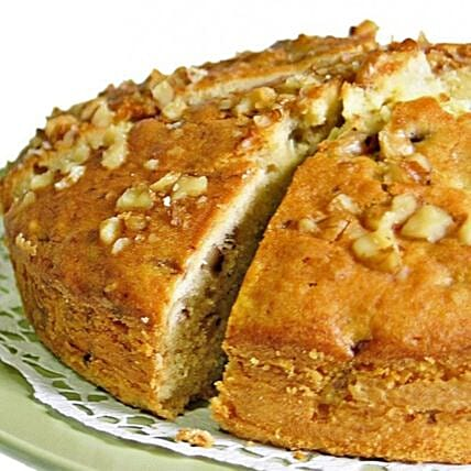 Banana Walnut Cake:Gift Delivery in Bahrain