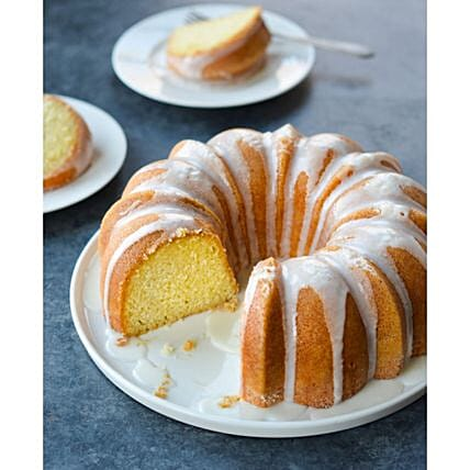 Lemon Pound Cake:Cake Delivery in Bahrain