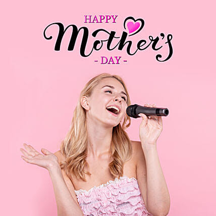 Mothers Day Songs By Female Singer:Digital Gifts In Bahrain