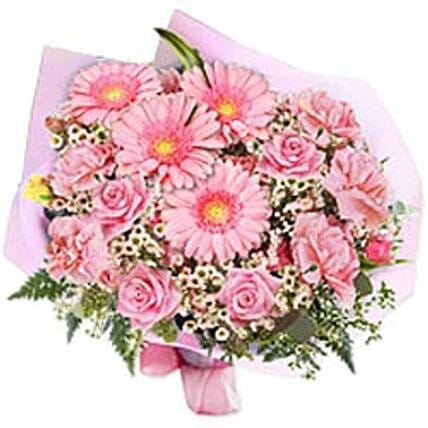 In the pink bouquet-bulg
