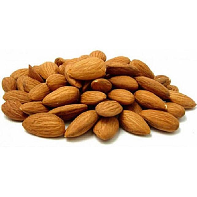 Almonds 400 Gms