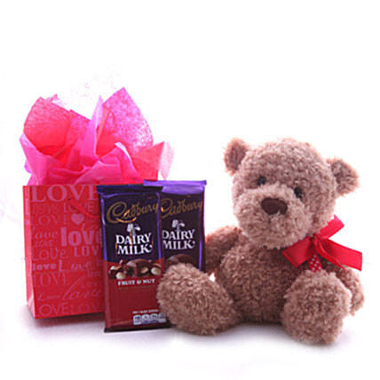 Bear N Chocolate Love:New Arrival Gifts Canada