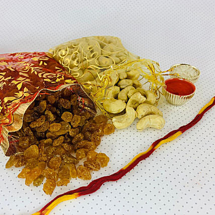Blissful Diwali Dry Fruits Combo