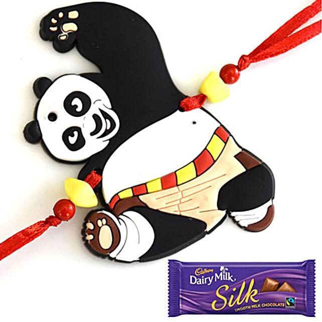 Choco Panda Rakhi